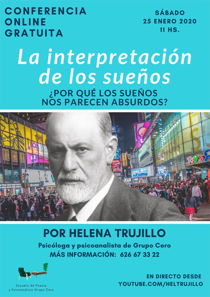 Interpretación de los Sueños. Helena Trujillo